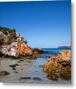 Boat Harbour Beach Metal Print