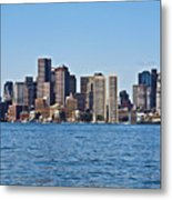 Boston Mar142 Metal Print