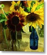 Bottled Sunshine  Metal Print