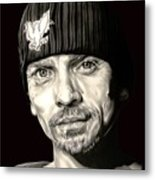 Breaking Bad Skinny Pete Metal Print