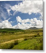 Brecon Beacons National Park 4 Metal Print