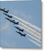 Breitling Jet Team Metal Print