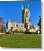 Bryn Athyn Cathedral Pennsylvania Metal Print