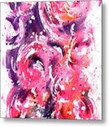 Bubbles Metal Print by Rachel Christine Nowicki