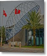 One Buc Place Metal Print