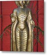 Buddha 1 Metal Print