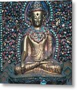 Buddhist Deity Metal Print