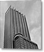 Building In Mexico Metal Print