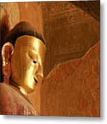 Burmese Buddha Metal Print