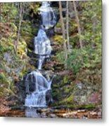 Buttermilk Falls Metal Print