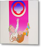 By The Time I Got To Woodstock Metal Print