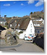 Cadgwith Metal Print