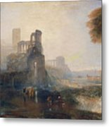 Caligula's Palace And Bridge Metal Print