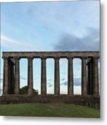 Calton Hill - Edinburgh Metal Print