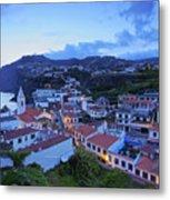 Camara De Lobos, Madeira Metal Print