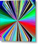 Candid Color 8 Metal Print