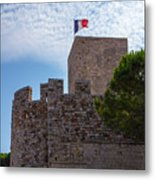 Cannes, French Riviera Metal Print