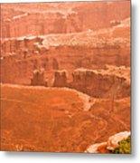 Canyonland N.p. Metal Print