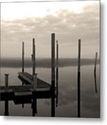 Cape Fear River  Metal Print