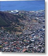 Cape Town South Africa Metal Print