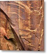 Capitol Reef 9497 Metal Print