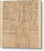Carl Larsson Metal Print