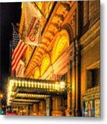 Carnegie Hall Metal Print