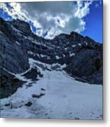 Cascade Mountain Metal Print