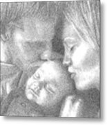 Cassiday Family 1  Metal Print