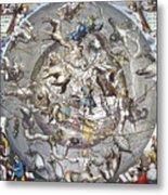 Celestial Planisphere, 1660 Metal Print
