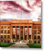 Central High School - Pueblo Colorado Metal Print