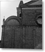Cesena - Italy - The Cathedral  Metal Print