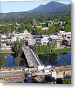 1 Chafe150 Sandpoint Start Metal Print