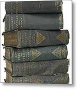 Charles Darwins The Origin Of Species Metal Print