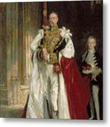 Charles Stewart Sixth Marquess Of Londonderry Metal Print