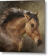 Chase The Wind Metal Print by Ron  McGinnis