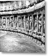 Chausath Yogini Temple Metal Print