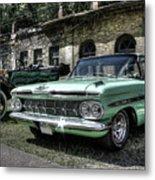 Chevrolet El Camino Metal Print