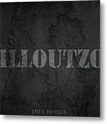 Chilloutzone Metal Print