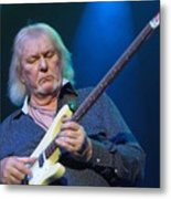 Chris Squire - Yes Metal Print