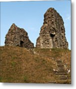 Christchurch Castle Metal Print