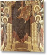 Cimabue: Madonna Metal Print