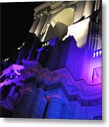 City Hall Pasadena California Metal Print