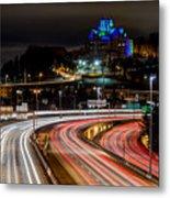 City Lights #6 Metal Print