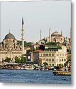 City Of Istanbul Metal Print