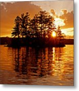 Clarity Of Spirit Metal Print