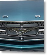 Classic Car No. 10 Metal Print