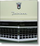 Classic Car No. 18 Metal Print