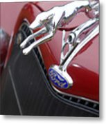Classic Car No. 19 Metal Print
