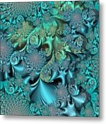 Claws Metal Print